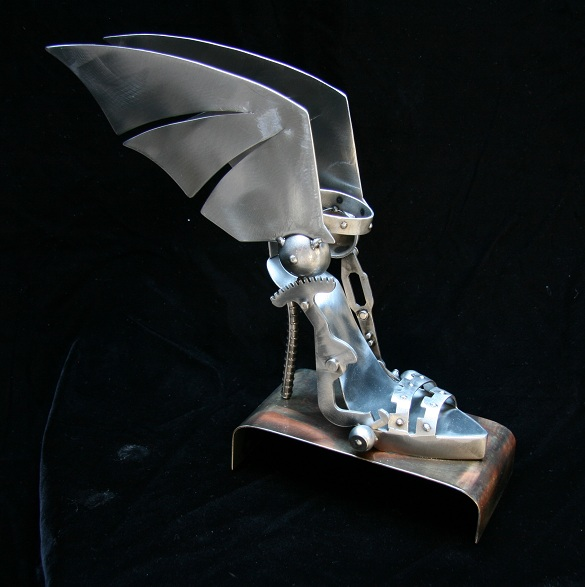 Winged Stilleto