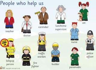 'People Who Help Us'