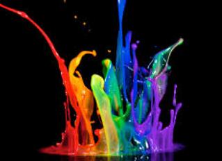 A Splash of Colour!