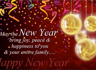 It's a New Year!!