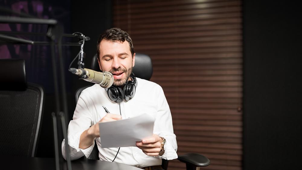 Áudios Produzidos