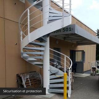 Sécurisation et protection