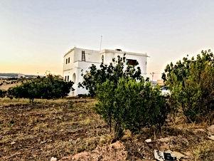 بيت مستقل للبيع من المالك مباشرة على دونم ارض مشجره وبسعر مغري