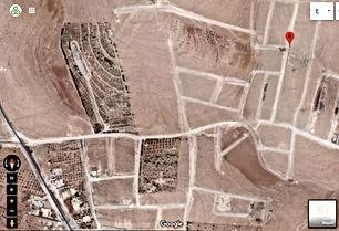 ارض في منطقة جريبا مرتفعه وعالية مساحتها 596 متر