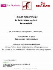 Vetline Akademie - Nachwuchs in Sicht -