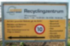 Wertstoffhof Stadtlohn