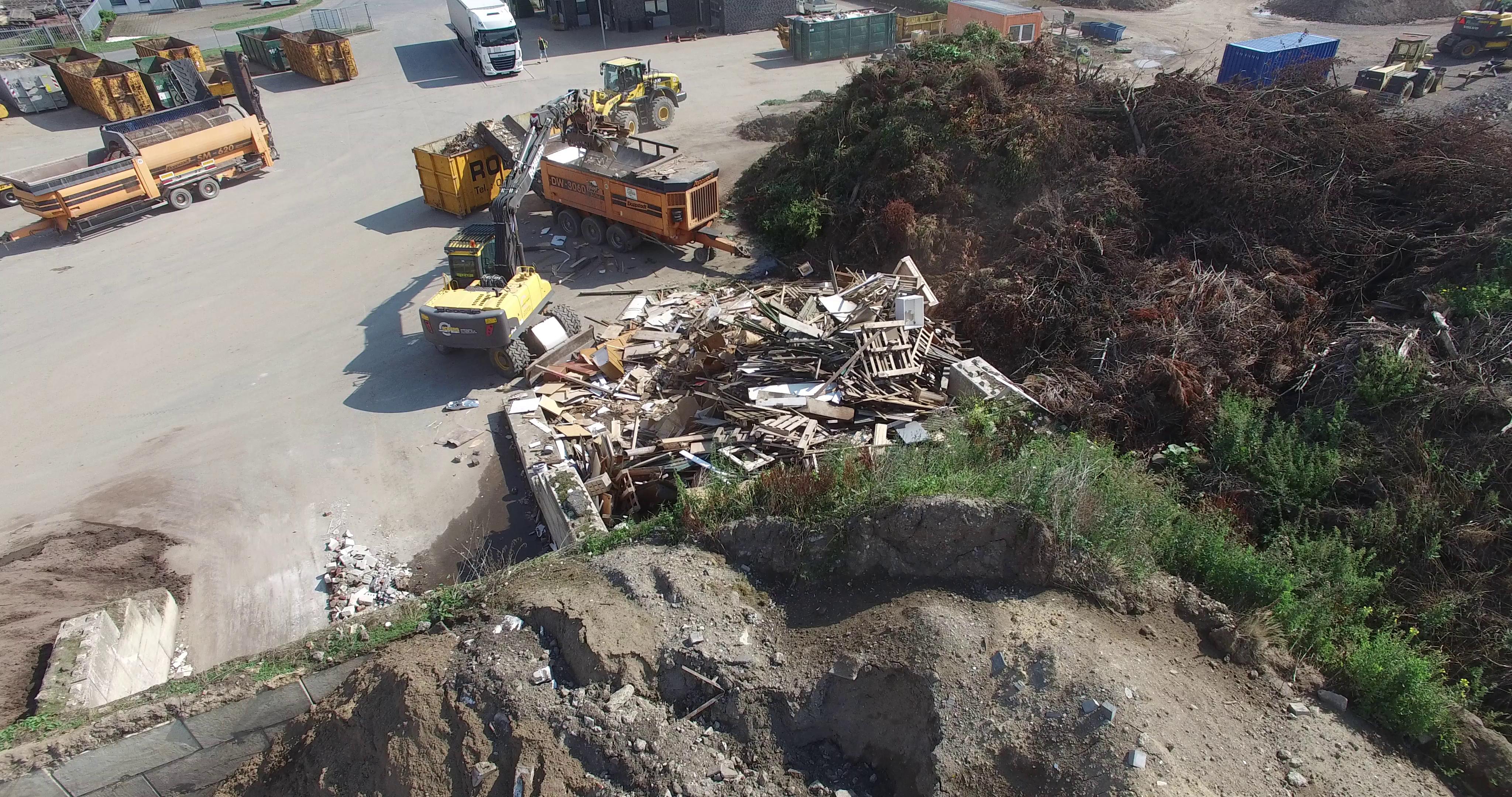 Robers-Umwelt Wertstoffhof