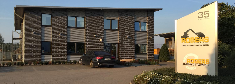 Robers-Umwelt Bürogebäude