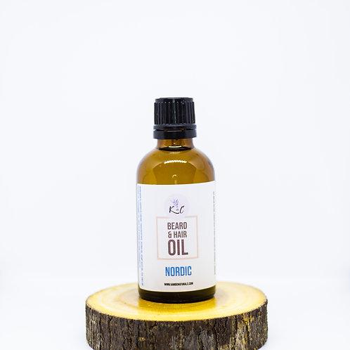 Nordic Balsam Beard Oil