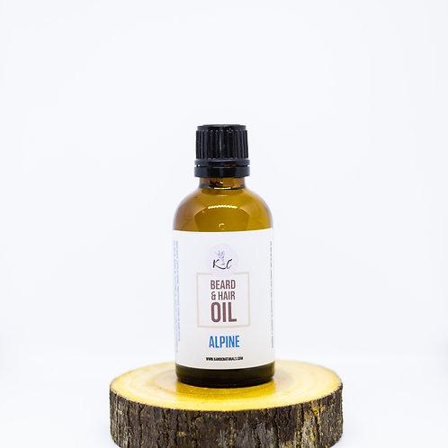 Alpine Beard Oil