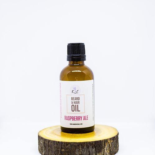 Raspberry Ale Beard Oil