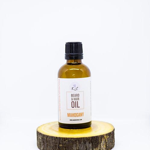 Mahogany Beard Oil
