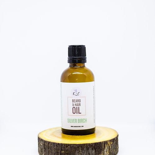 Silver Birch Beard Oil