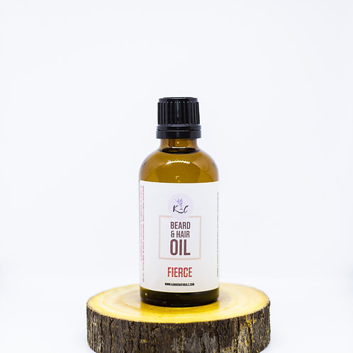 Fierce Beard Oil