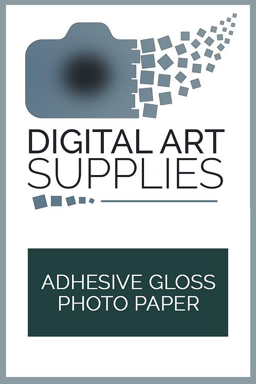DAS Adhesive Gloss Photo Paper