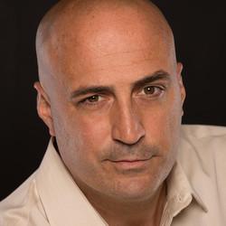 Comedian Mike Koutrobis