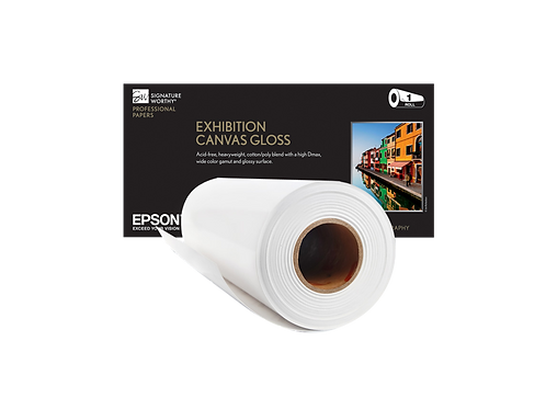 Epson Exhibition Canvas Gloss