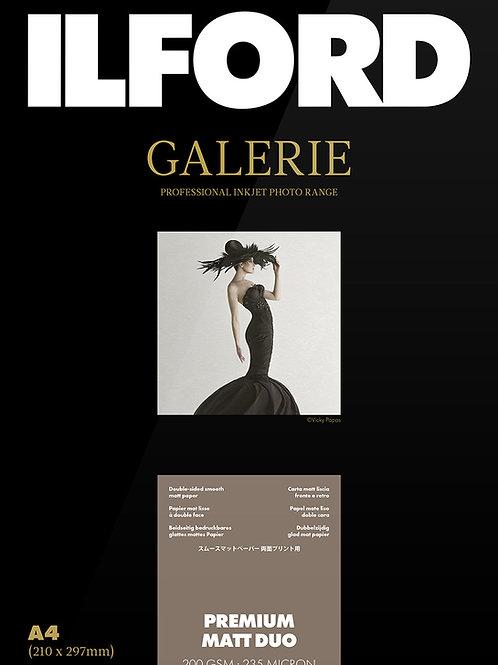 Ilford Galerie Premium Matte Duo 200