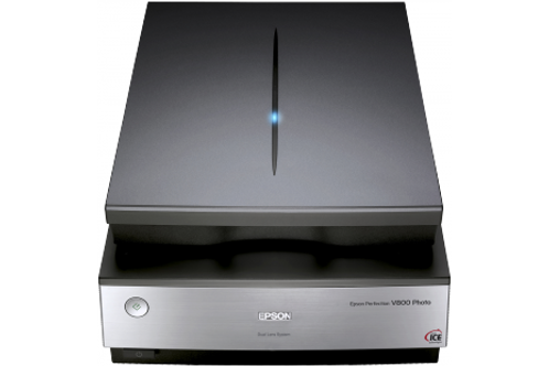 Epson Perfection V800 Photo Color Scanner- DISCONTINUED