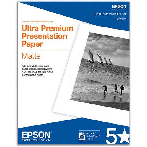 Epson Ultra Premium Presentation Matte Paper