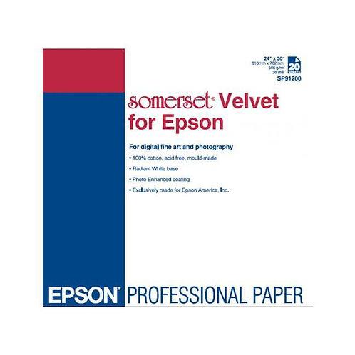 Epson Somerset Velvet 255 or 505