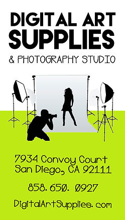 Photography Studio San Diego