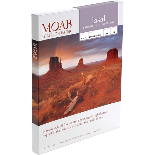 Moab Lasal Exhibition Luster