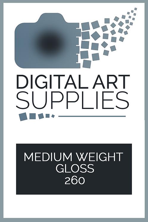 DAS Medium Weight Gloss 260