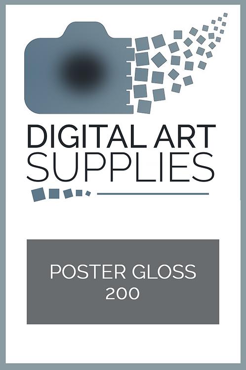 DAS Poster Gloss 200