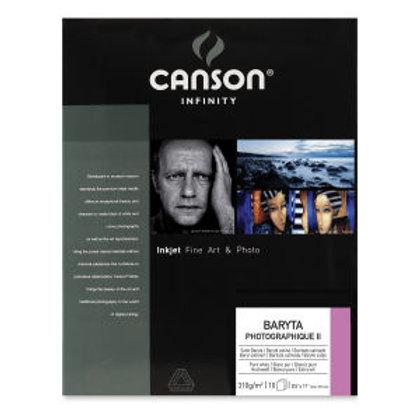 Canson Baryta Photographique II 310