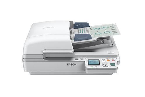 Epson WorkForce DS-7500 Color Scanner