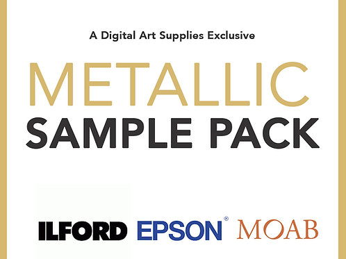 Metallic Sample Pack