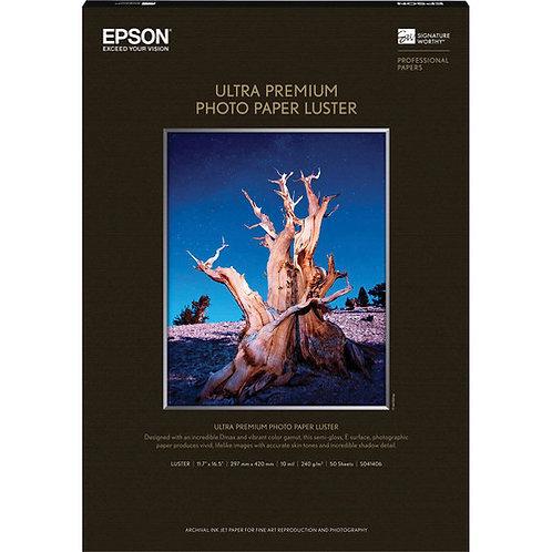 Epson Ultra Premium Luster Photo Paper