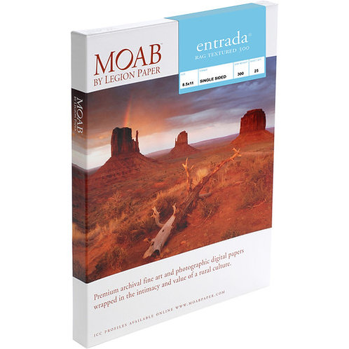 Moab Entrada Rag Textured 300