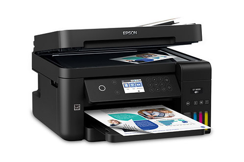 Epson WorkForce ST-3000 Color MFP Supertank Printer