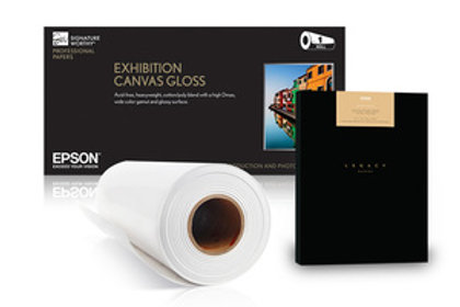 Epson Exhibition Canvas Natural Gloss