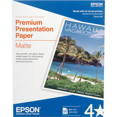 Epson Premium Presentation Paper Matte