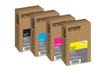 T912 Series   Epson WorkForce Pro WF - C8690, WF - C8190