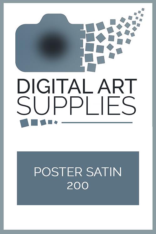 DAS Poster Satin (200)