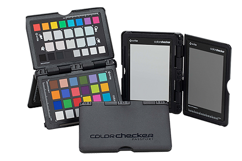 X-Rite® i1 ColorChecker Pro Photo Kit - i1Display Pro and ColorChecker Passport