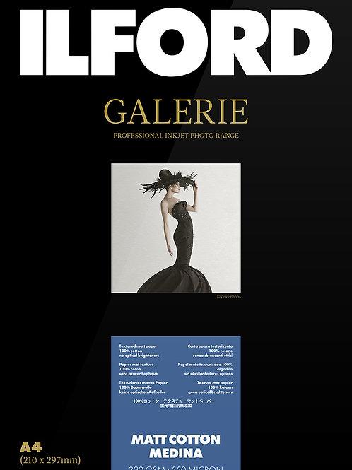 Ilford Galerie Matt Cotton Medina 320