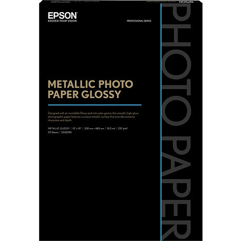 Epson Metallic Photo Paper Gloss