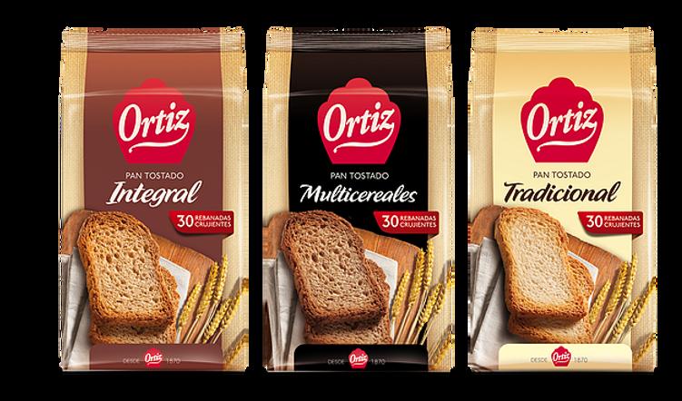 Gama Packaging Ortiz
