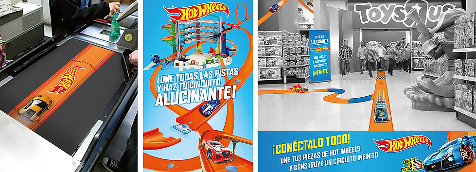 Producto Branding Hot Wheels