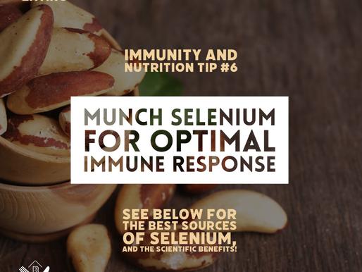 Selenium - your friend for immunity