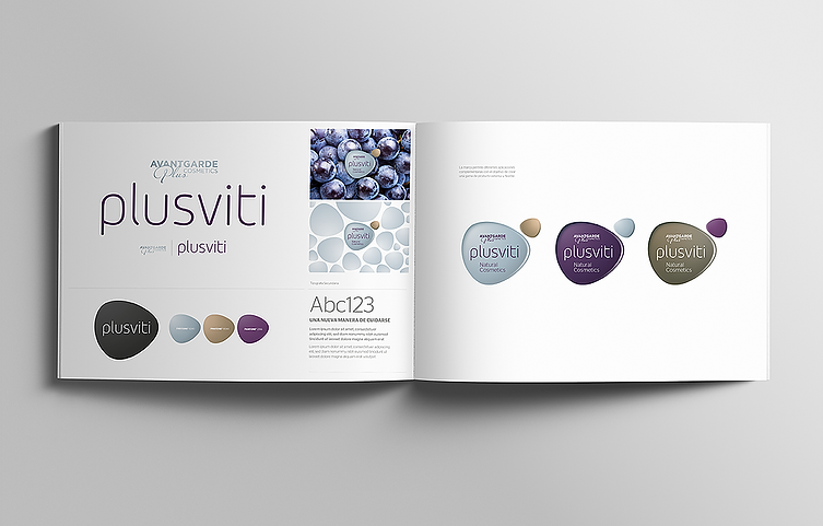 Catalogo para Plusviti