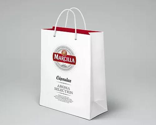 Branding de Bolsa para Marcilla