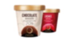 Branding y Packaging Capricho Bajo Cero