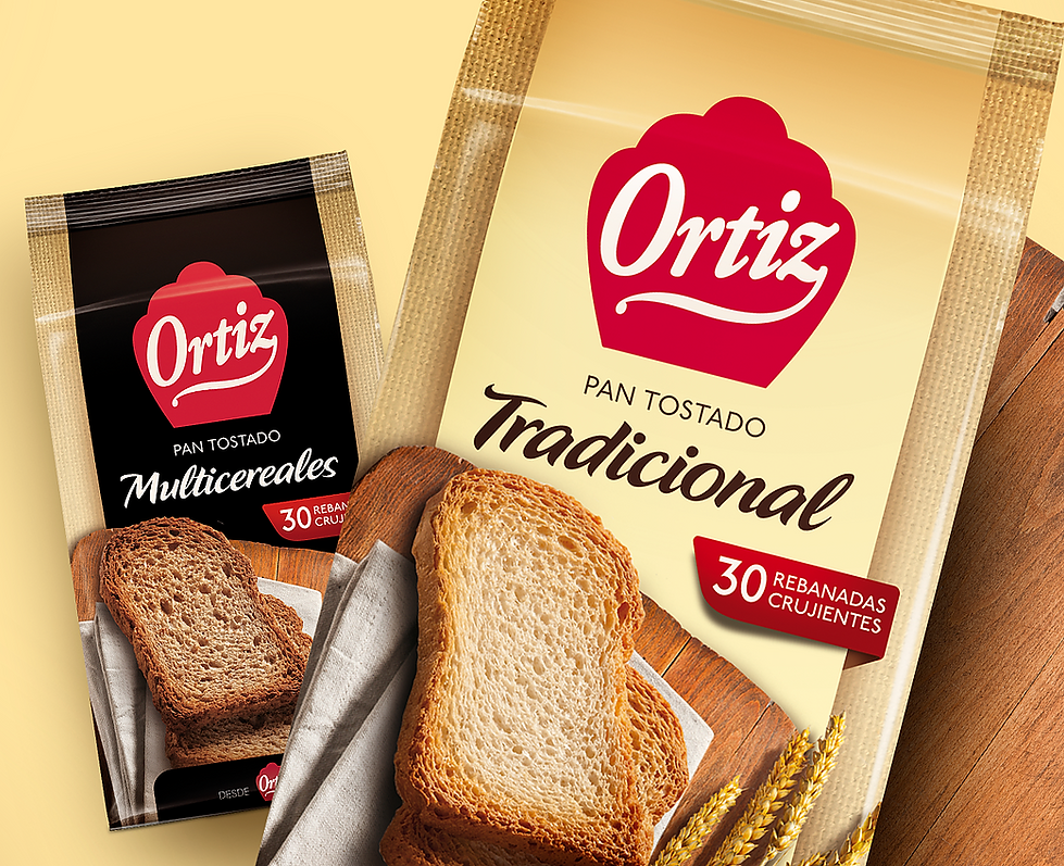 Packaging Ortiz