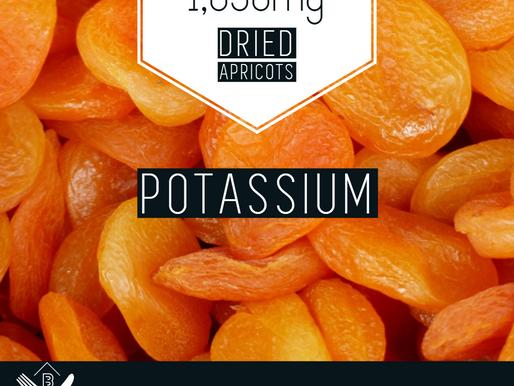 Top ten: sources of potassium